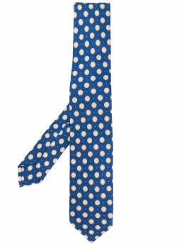 Barba - галстук с узором 60609568936600000000