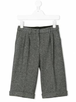 Dolce & Gabbana Kids - широкие брюки Q96FC3AP900356530000