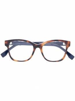 Fendi Eyewear - солнцезащитные очки в квадратной оправе 03690339593000000000