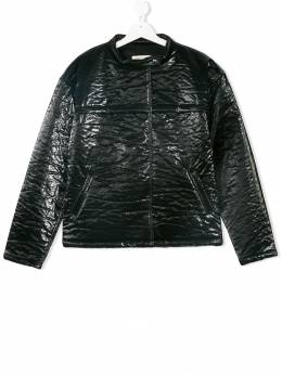 Andorine - текстурированная лакированная куртка 98B69905363650000000