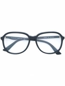 Gucci Eyewear - очки в стиле оверсайз 059O9063363300000000