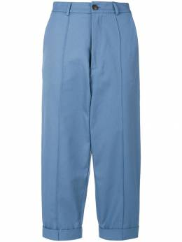 Société Anonyme - укороченные брюки 8ROSECHINO9058359000