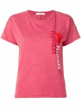 Rag & Bone - футболка с принтом 'Florida' 6C506J93596639000000