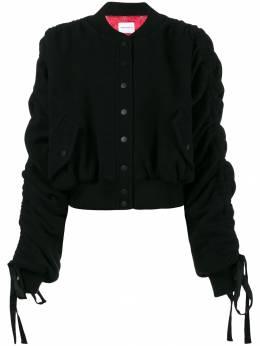 Magda Butrym куртка-бомбер 'Clarice' 1389178005CLARICE