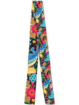La Doublej - узкий шарф 6668SIL669VAR6665935