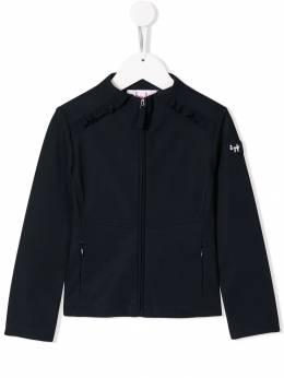 Il Gufo - куртка-бомбер с оборками GA093N66539355865500
