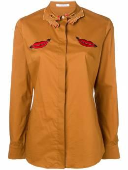 Vivetta - рубашка с воротником в виде рук LARATE06993585388000