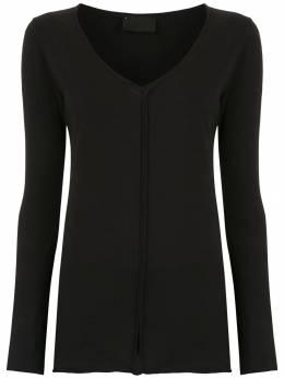 Andrea Bogosian - блузка на пуговицах 33393539056000000000