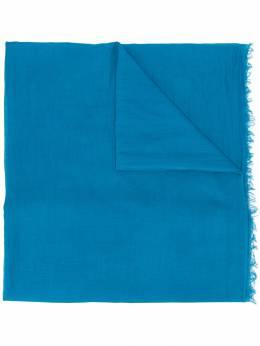 Faliero Sarti - шарф с бахромой 06569336688000000000
