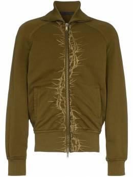 Haider Ackermann - куртка-бомбер с вышивкой 3865E000683935690530