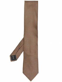 Ermenegildo Zegna - галстук с геометрическим узором 569L8935938990000000