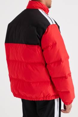 Красная куртка с контрастными вставками Palm Angels 1864144191