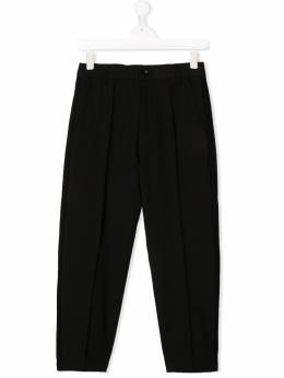 Diesel Kids - classic pleated trousers 5696HAE9300088900000