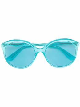 Gucci Eyewear - солнцезащитные очки в круглой оправе 053S9068396900000000