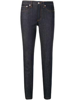 A.P.C. - джинсы с выосокй талией ZIF69666933690050000