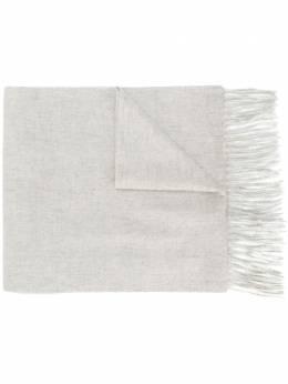 N.peal шарф с бахромой NPA107A