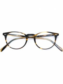 Oliver Peoples - очки 'Riley-R' 66596639933959000000