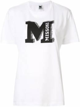 M Missoni футболка с логотипом 2DL00011