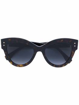Fendi Eyewear - солнцезащитные очки 'Peekaboo' 066S9050990800000000