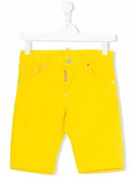Dsquared2 Kids - джинсовые шорты 'Teen' 05DD66IW905800630000