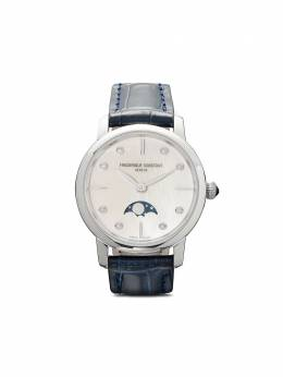 Frederique Constant - наручные часы Slimline Ladies Moonphase 30 мм 66MPWD9S695365989000