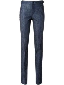 Tufi Duek - узкие брюки из денима 58668969933565800000