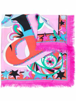Emilio Pucci платок с принтом 8UGB618UP61