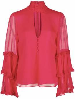 Alexis - блузка с рюшами 86900599393539338000