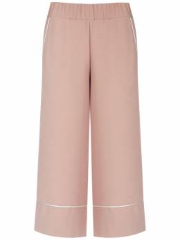 Olympiah - wide leg cropped trousers 39590956960000000000