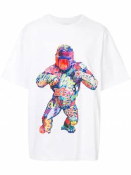 Juun.J - футболка с принтом 550P0099335953500000