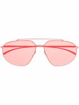 Mykita - солнцезащитные очки-авиаторы SSE60095638336000000