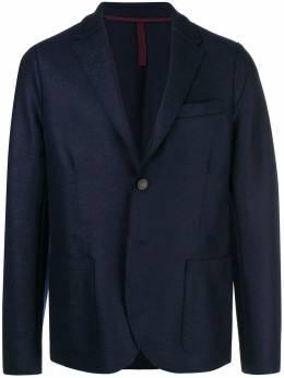 Harris Wharf London boxy blazer jacket C8B22MLX