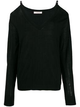 Dorothee Schumacher - свитер с открытыми плечами 56595999008000000000
