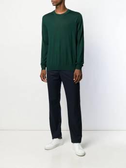 Pringle Of Scotland - свитер с вышитым логотипом 69695696835000000000