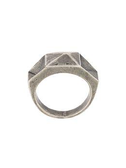 Northskull - кольцо 'In Out' с состаренным эффектом GA3INOUTRINGAGEDSILV