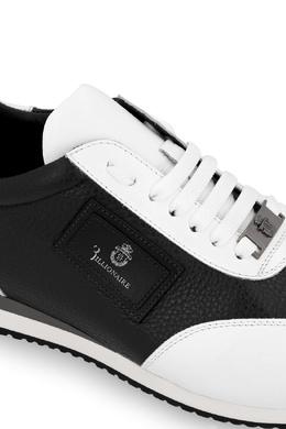 Черно-белые кроссовки Billionaire 1668144724