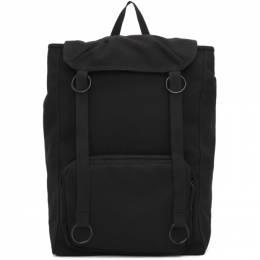 Raf Simons Black Eastpak Edition Topload Loop Backpack 192287M16600701GB