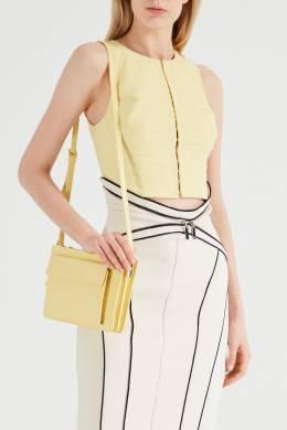 Укороченная блузка Elisabetta Franchi 1732142296