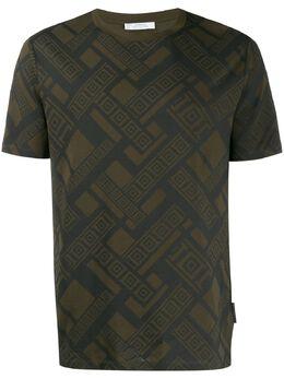Versace Collection - футболка Greece Fantasy 6860BVJ6663695353885