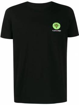 Plein Sport - футболка с вышивкой CMTK5933SJY669N95350
