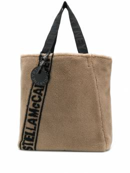 Stella McCartney сумка-тоут с контрастным логотипом 581277W8544