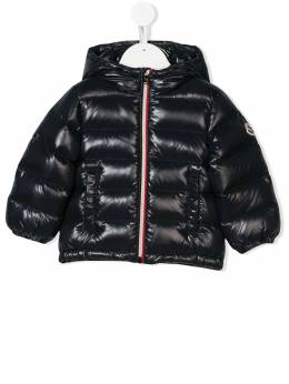 Moncler Kids - shell puffer coat 36656895693638636000