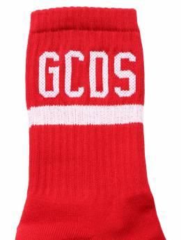 Носки Из Смешанного Хлопка Gcds 69I1V5018-MDQw0