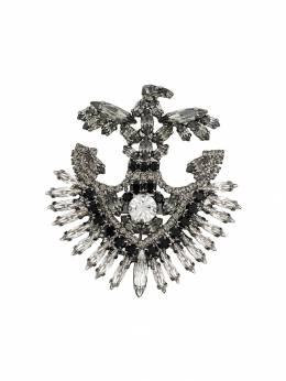 Ermanno Scervino - брошь с кристаллами 3X559XRZ953508060000