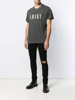 Amiri - футболка с логотипом 63333CJ9535666800000