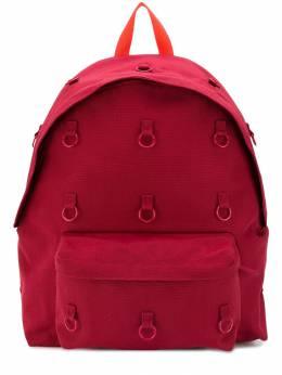 Raf Simons - ring embellished backpack 9E953553000000000000