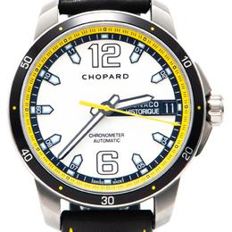 Chopard Silver Dial Titanium Grand Prix De Monaco Automatic Men'S Watch 44MM