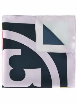 Tory Burch - шарф в стиле колор-блок 63959603060000000000