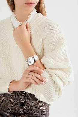 CARRERA Кварцевые женские часы с белым перламутровым циферблатом Tag Heuer 2849115467
