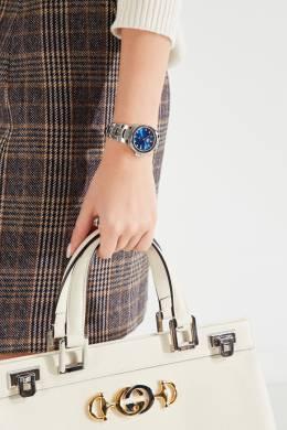 LINK Кварцевые женские часы с синим циферблатом Tag Heuer 2849115471